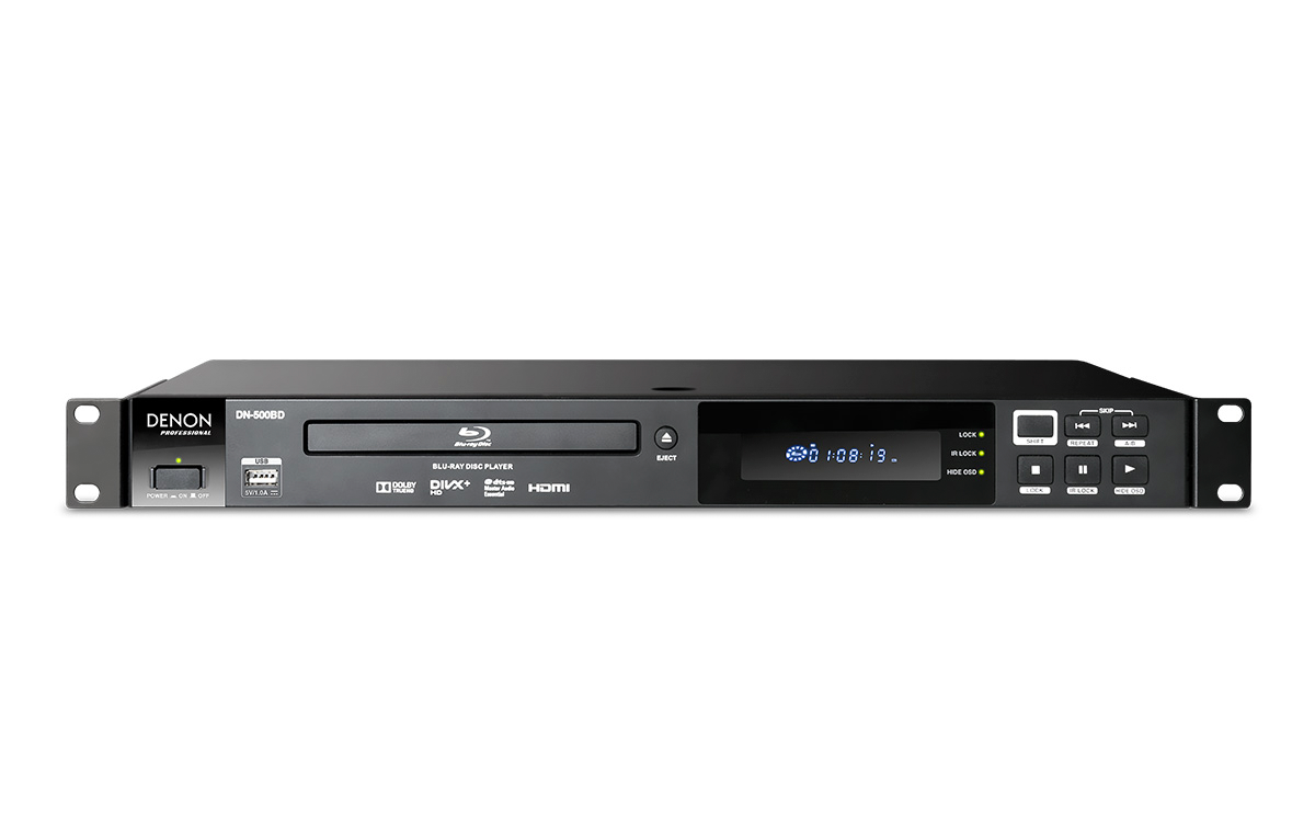 Denon Professional Professional Grade Audio Video